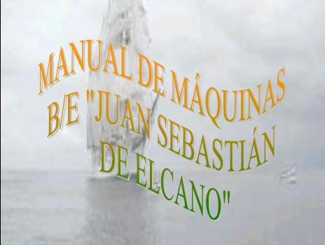 Manual de Juan Sebastian Elcano